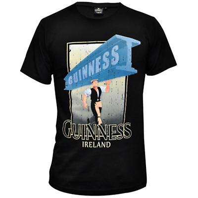 Guinness Shirt - Black Guinness for Strength Irish T-Shirt