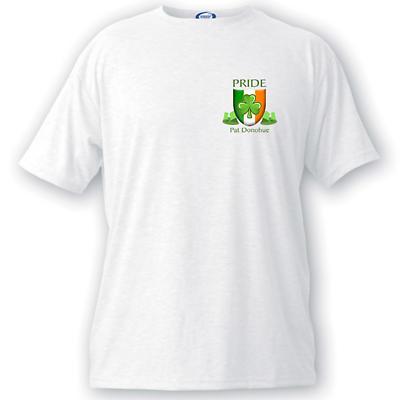Irish T-Shirt - Personalized Irish Pride