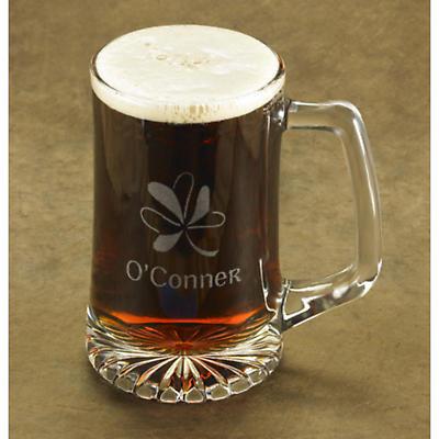 Personalized Shamrock Mug