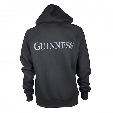 Guinness Black Pullover Hoodie