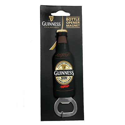 Guinness Bottle Opener Magnet