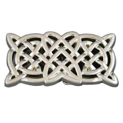 Rectangle Celtic Knot Belt Buckle at IrishShop.com ...