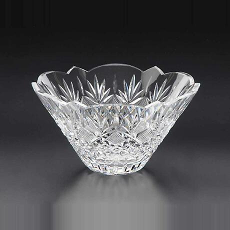 Irish Crystal - Heritage Irish Crystal 9 inch Trellis Bowl