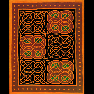 Celtic Rug Odyssey Wool Rug At Irishshop Com Hgcodyssey