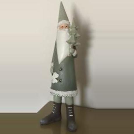 Irish Christmas - Santa of the Forest Figurine