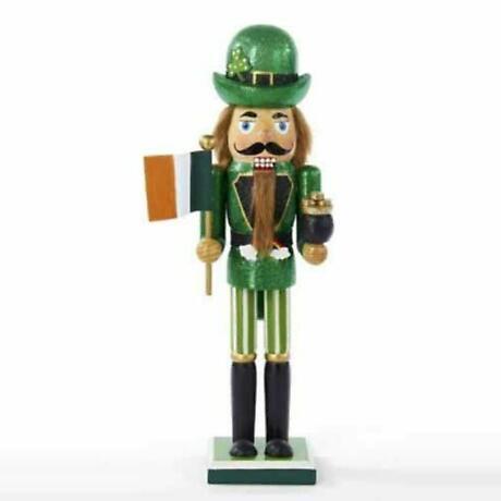 Irish Christmas - Pot O Gold Nutcracker