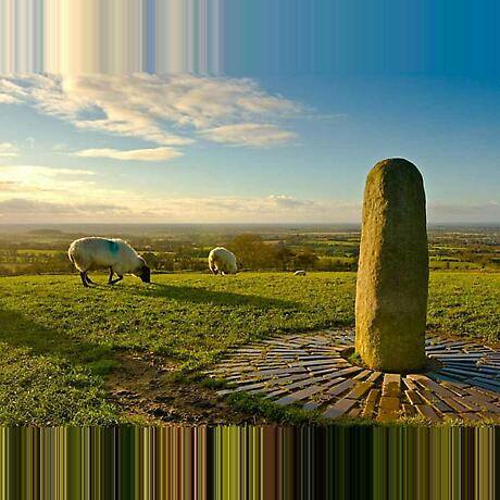 Hill of Tara Photographic Print