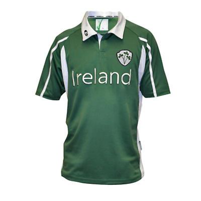 Croker Ireland Mesh Rugby Shirt