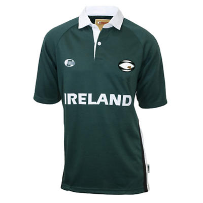 Croker Ireland Short Sleeve Rugby Shirt