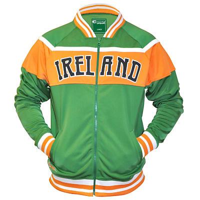 Croker Tri-Color Zip Jacket