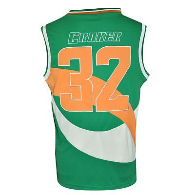 Croker Tri-Color Performance Basketball Shirt