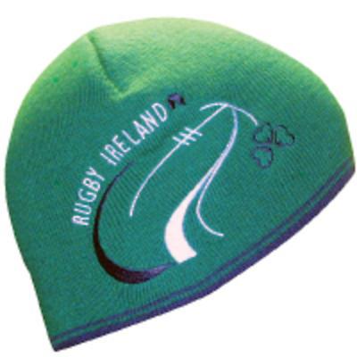 Croker Rugby Ireland Beanie Hat