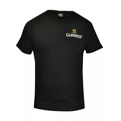 Guinness Shirt - Black Guinness 'Don't Be Afraid of the Dark' Irish T-Shirt