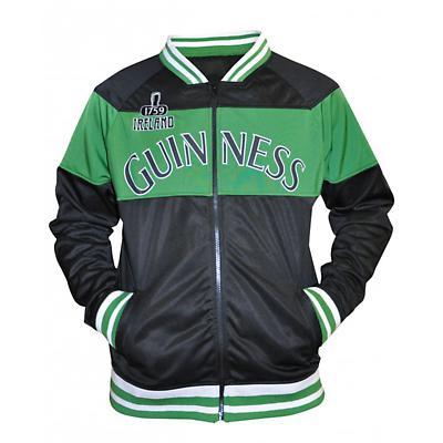 Guinness Shell Zip Jacket