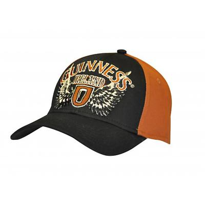 Guinness Red and Black Distressed Wings Cap