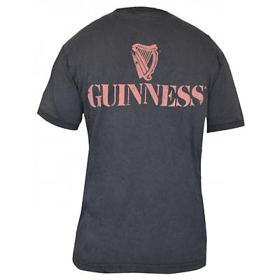 Guinness Distressed Blood Label T-Shirt