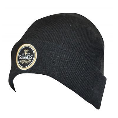 Guinness Classic Black Label Beanie Hat