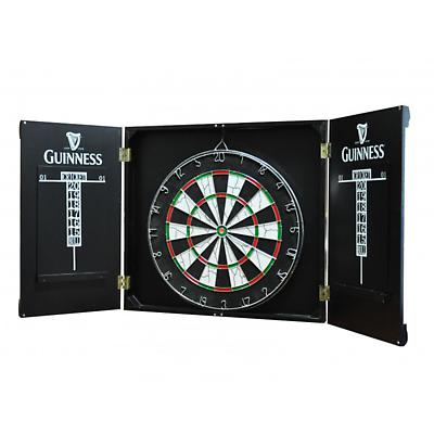 Guinness 3D Cabinet and Dartboard
