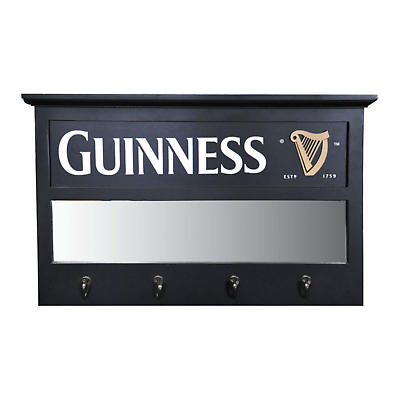 Guinness Mirror Coat Hanger