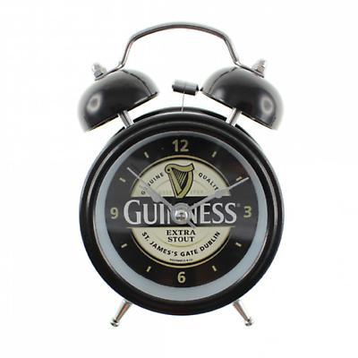 Guinness Label Alarm Clock