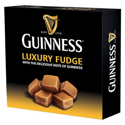 Guinness Luxury Fudge