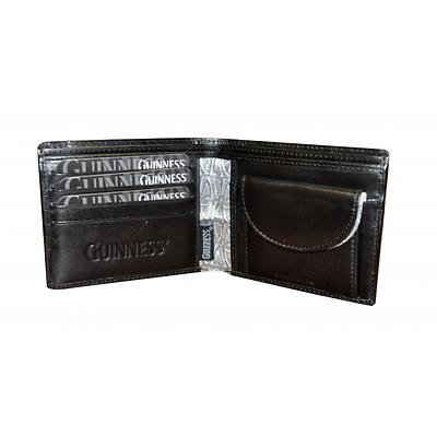 Guinness Label Leather Wallet