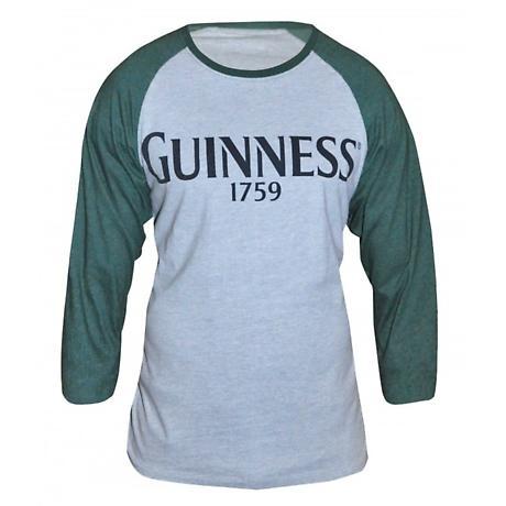 Guinness Baseball T-Shirt