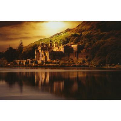 Kylemore Abbey, Connemara Photographic Print
