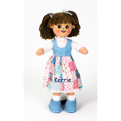 "Personalized 19"" Irish Doll - Ella Rose"