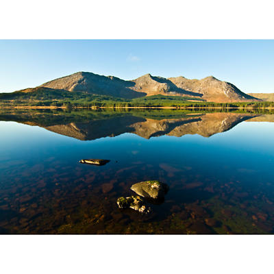Lough Inagh, Connemara Photographic Print