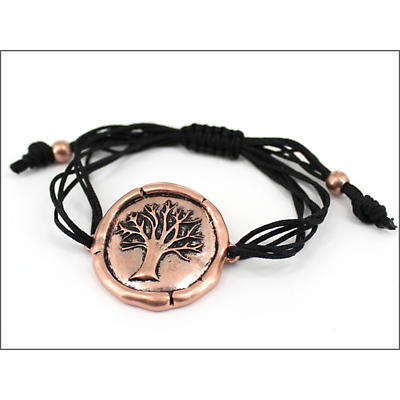 Celtic Bracelet - Tree of Life Bracelet - Bronze