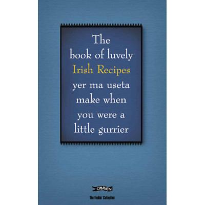 Feckin' Collection: Recipes Hardcover Book