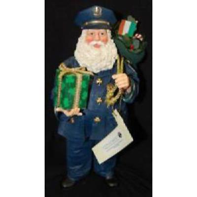 Irish Christmas - Irish Policeman Santa