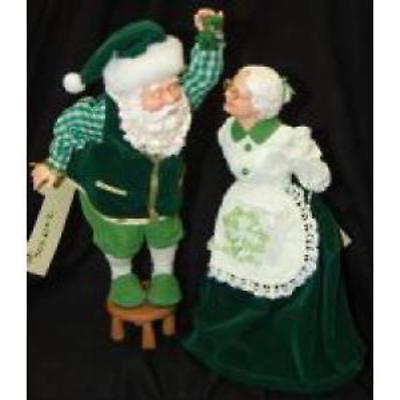 Irish Christmas - Irish Eyes Are Smiling - 2 Piece Set