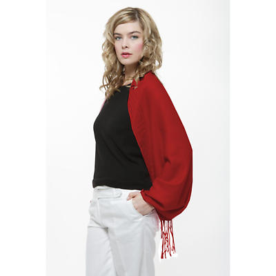 Pashmina Scarf by Patrick Francis - Red