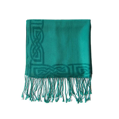 Pashmina Scarf by Patrick Francis - Green