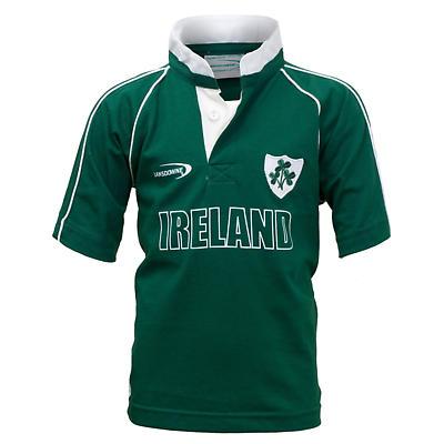 Lansdowne Short Sleeve Kids Rugby Shirt