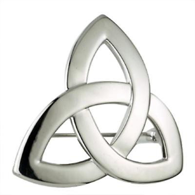 Celtic Brooch - Trinity Knot Brooch