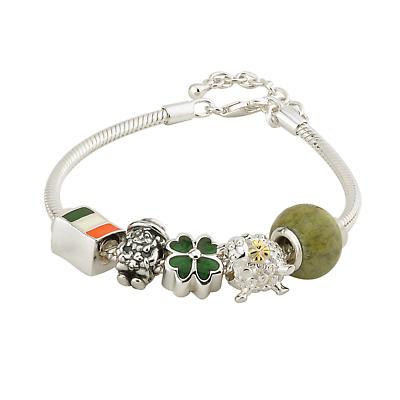 Uniquely Irish Charm Bracelet