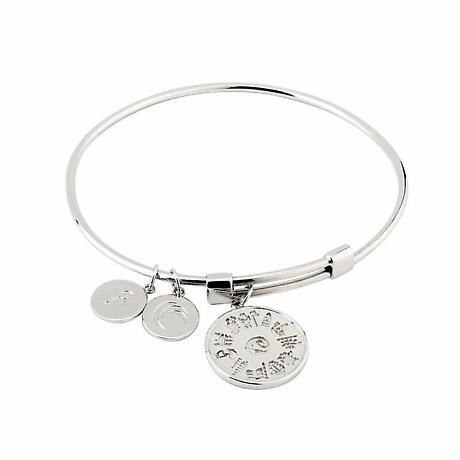 Irish Bracelet - Sterling Silver History of Ireland Charm Bracelet