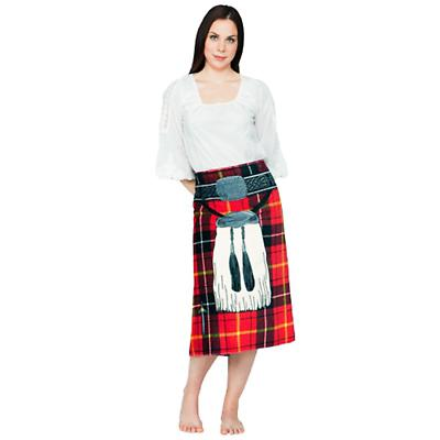 St. Patrick's Day Clothing - Insta-Kilt Towel - Red