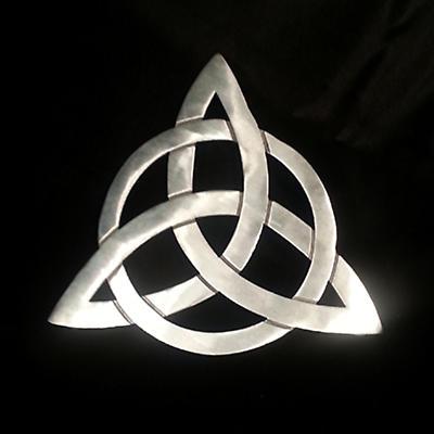 Trinity Knot Trivet