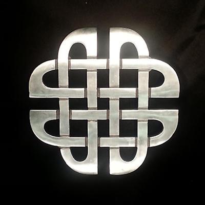 Celtic Knot Trivet