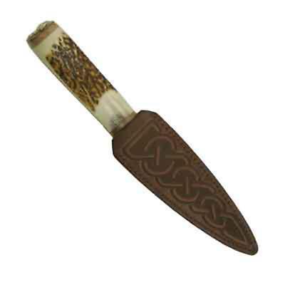 Stag Horn Celtic Dagger