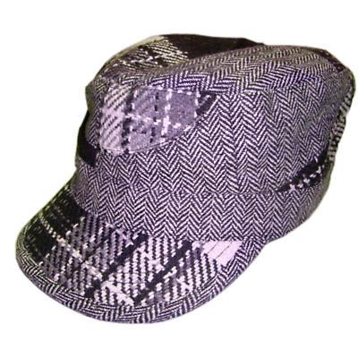 Ladies Patch Cap