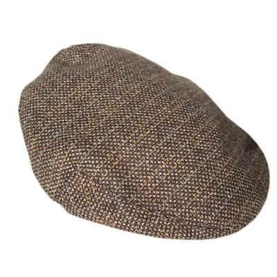 Wool Country Cap