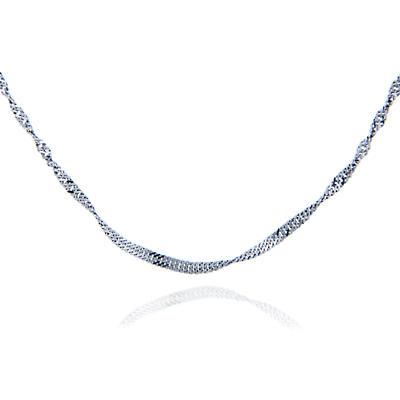 Claddagh Pendant - Sterling Silver Modern Claddagh Cross