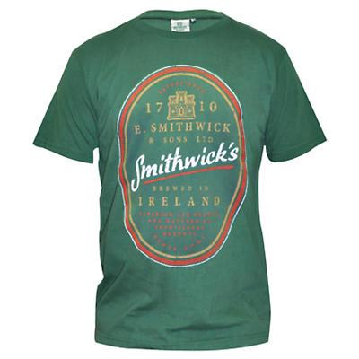 Irish T-Shirt - Smithwicks Label