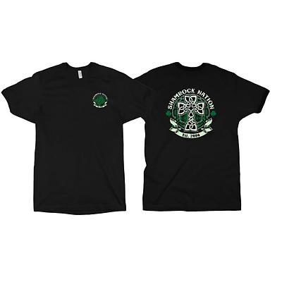 Irish T-Shirt - Celtic Wrap T-Shirt
