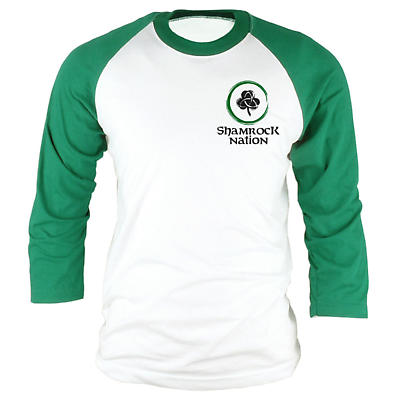 Irish T-Shirt - Irish Baseball T-Shirt